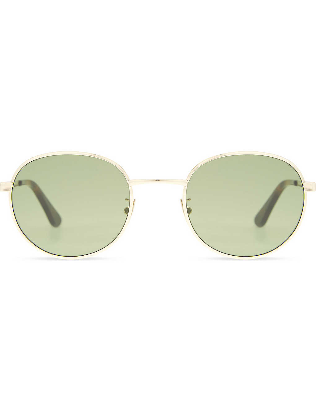 09a00de92fe SAINT LAURENT - Sl135 oval-frame sunglasses | Selfridges.com