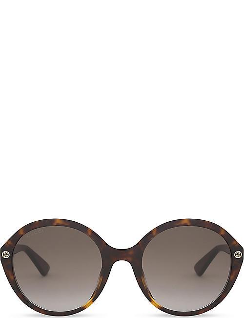 4087b7be801 GUCCI - Sunglasses - Accessories - Womens - Selfridges