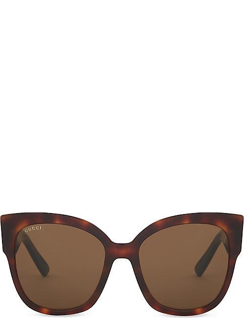 1b1121c2b9b GUCCI - Sunglasses - Accessories - Womens - Selfridges