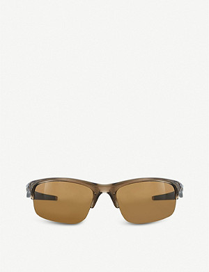 OAKLEY Bottle Rocket half-frame sunglasses