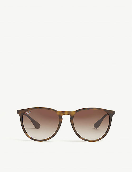 RAY-BAN RB4171 Erika round-frame sunglasses