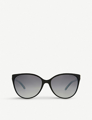 TIFFANY & CO TF4089B Aria concerto cat eye-frame sunglasses