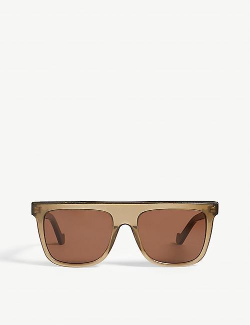 029f843ecbb Square - Sunglasses - Accessories - Womens - Selfridges