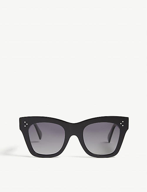 CELINE CL4004IN cat-eye-frame sunglasses