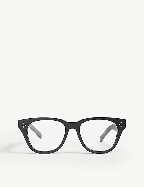 CELINE Cl4084ls square-frame optical glasses