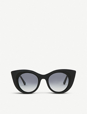 THIERRY LASRY Hedony cat eye sunglasses