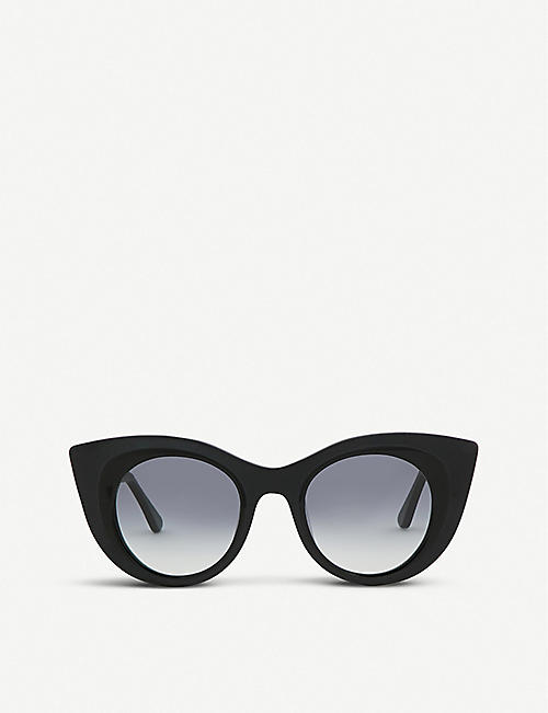 44fe0b5a256 THIERRY LASRY Hedony cat eye sunglasses