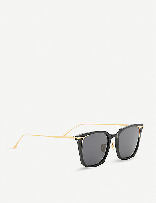 PROJECT PRODUCKT FN-7 C01G tinted square sunglasses
