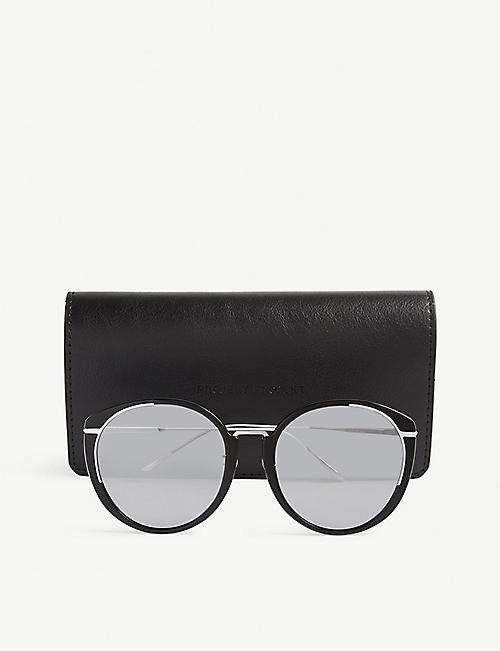 PROJECT PRODUCKT FN-6 cat-eye-frame sunglasses