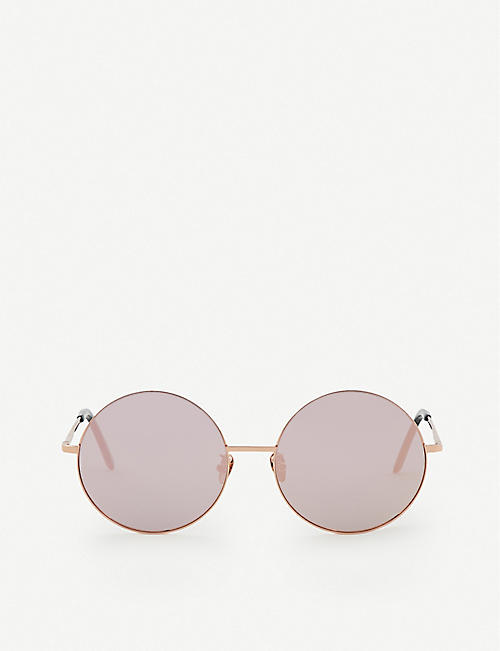 PROJECT PRODUCKT FN-9 mirrored sunglasses