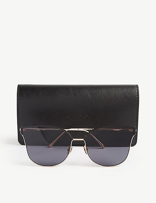PROJECT PRODUCKT FN-11 cat-eye-frame sunglasses