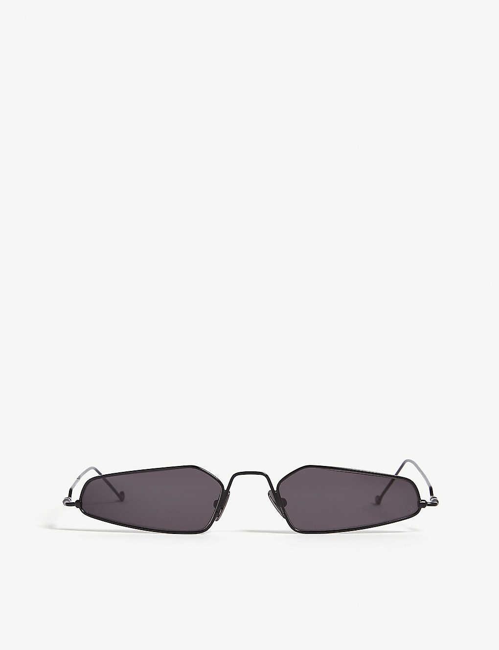 1b44fcb0b1602 NATURE OF REALITY (NOR) - Irregular-frame sunglasses