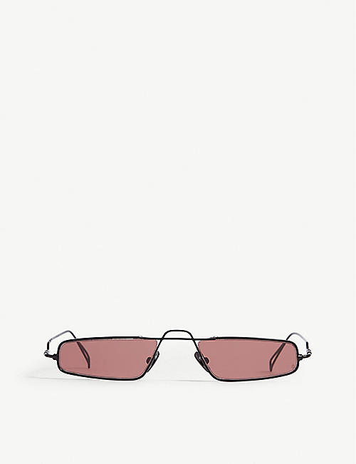 NATURE OF REALITY (NOR): Alchemy rectangle sunglasses