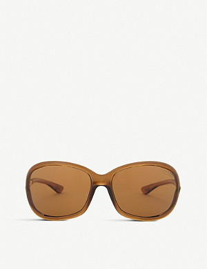 TOM FORD Jennifer square-frame sunglasses
