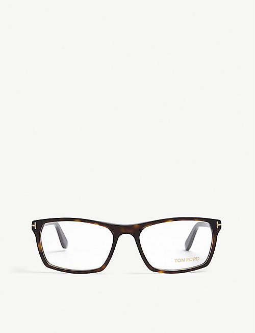 TOM FORD Ft5295 052 square optical glasses