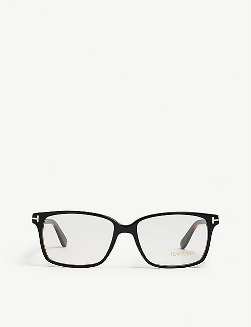 dd92cfedff7 TOM FORD TF5311 square-frame glasses