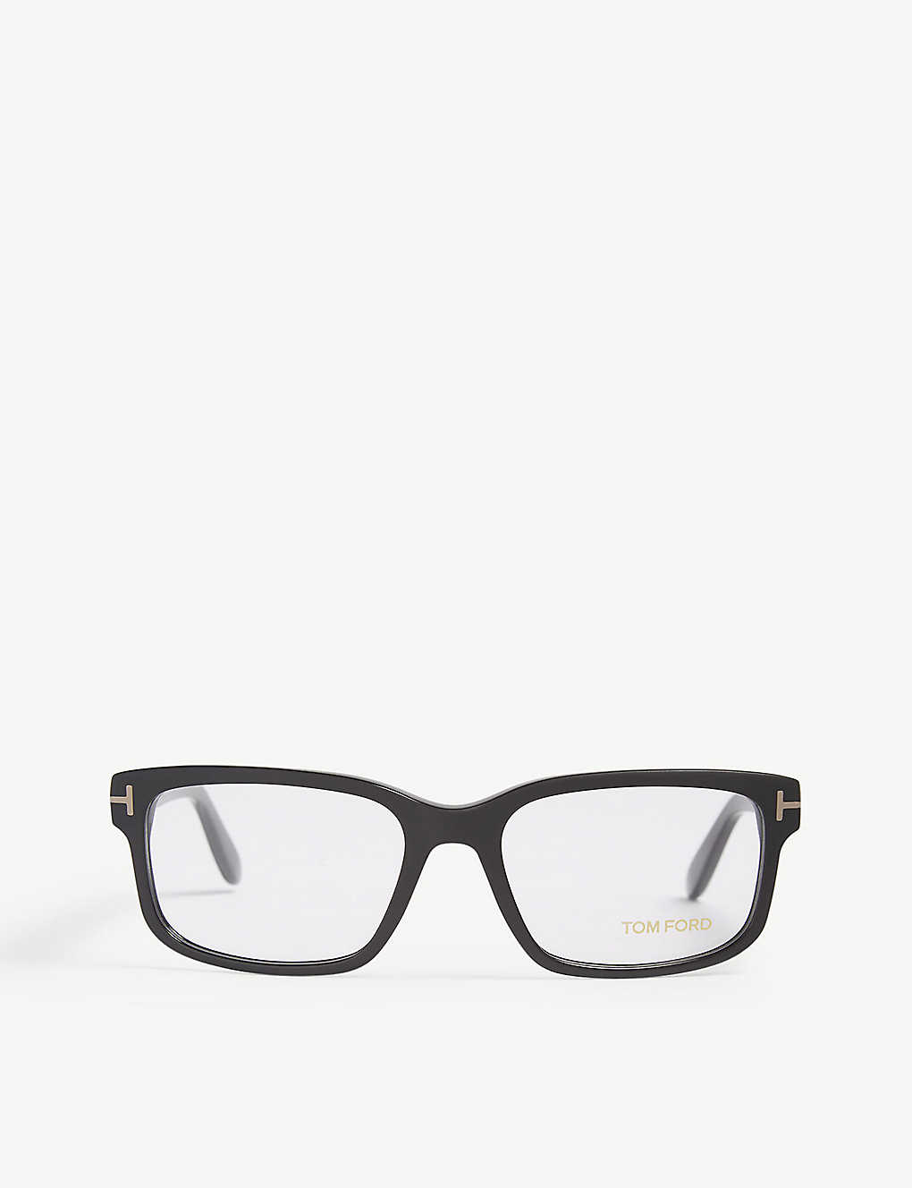 TOM FORD: Tf5313 rectangle-frame optical glasses