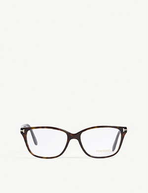 TOM FORD TF5293 square-frame glasses