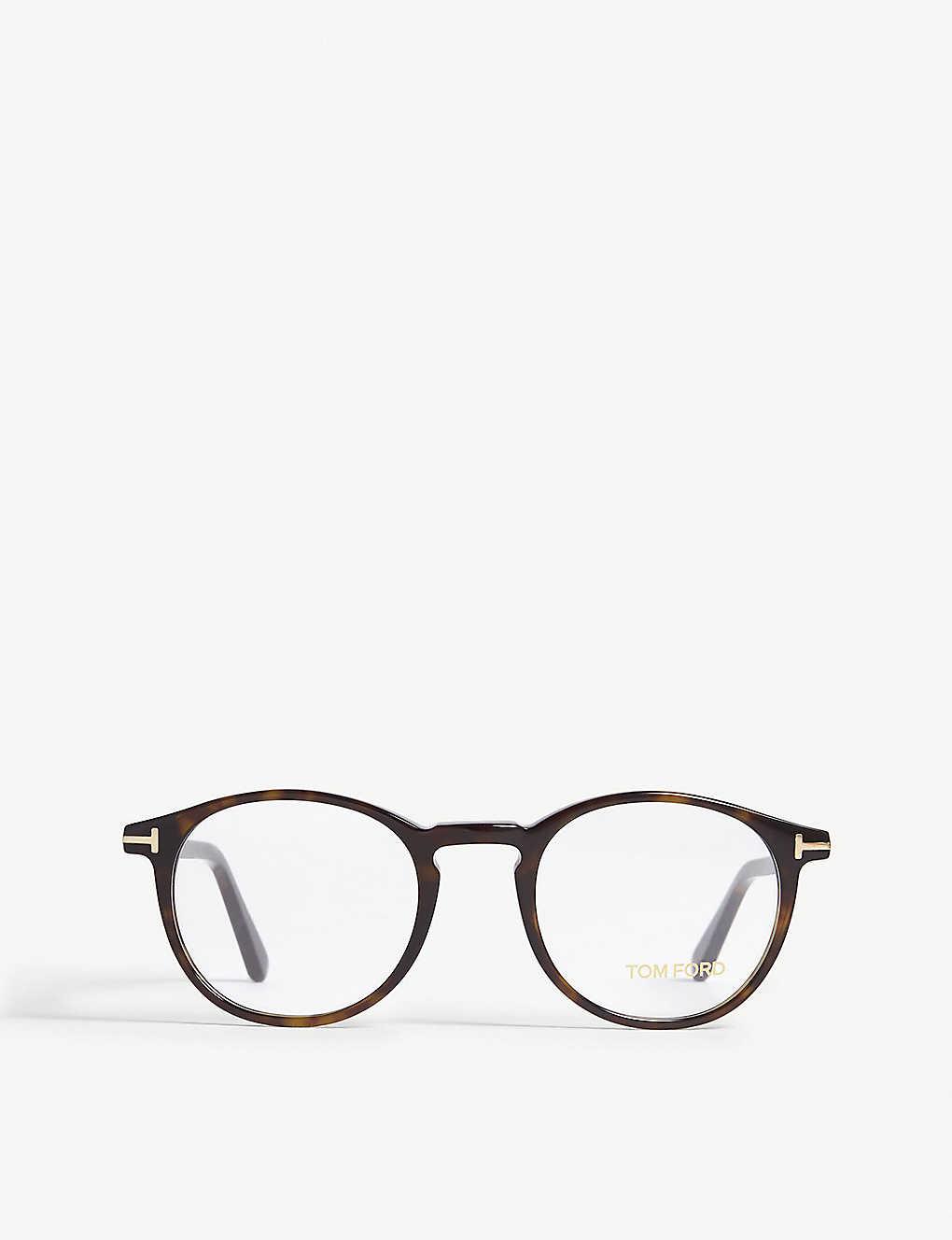 cbe4cec1ef0aa TOM FORD - TF5294 round-frame sunglasses
