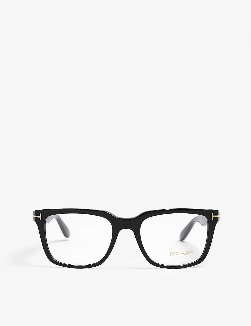 2fff16c33cfa1 TOM FORD - Ft5304 001 square optical glasses