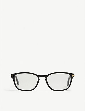TOM FORD TF5355 square-frame glasses