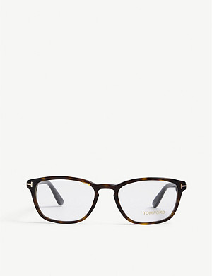 TOM FORD Ft5355 square optical glasses