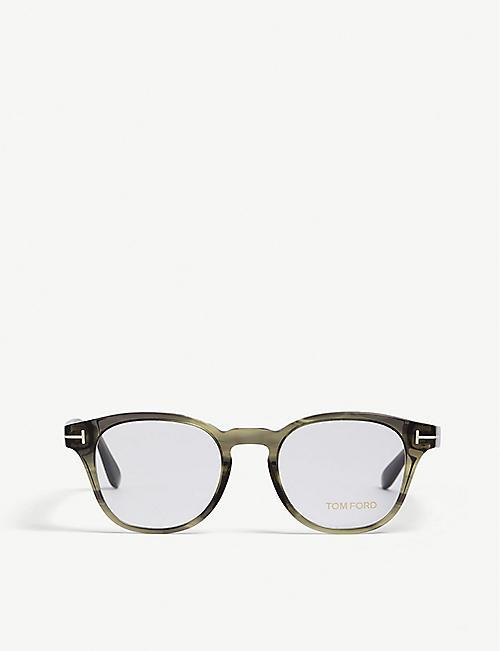 cc834dbd2ac5a TOM FORD - 0FT5400 round glasses