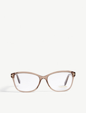 TOM FORD Tf5404 rectangle-frame optical glasses