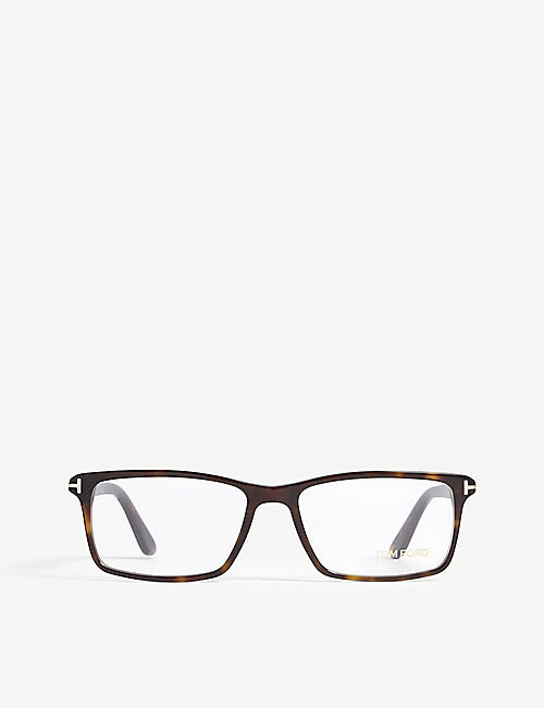 TOM FORD TF5408 square-frame glasses
