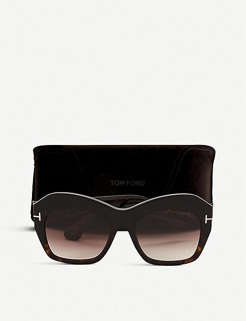 f1c6bee5d0e3a TOM FORD - Sunglasses - Accessories - Womens - Selfridges