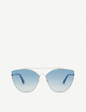a7817b7767 DIOR Jacquelyn cat-eye frame sunglasses