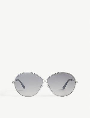 1eb0ed6866d DIOR - Dior233311 round-frame sunglasses