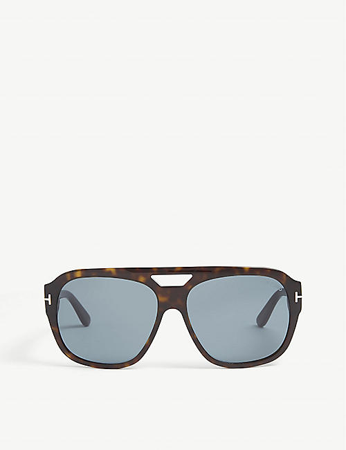 4f668d830655 TOM FORD - Square - Sunglasses - Accessories - Mens - Selfridges ...