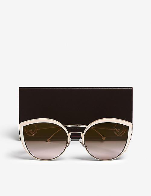 4bc60ade1e Sunglasses - Accessories - Womens - Selfridges