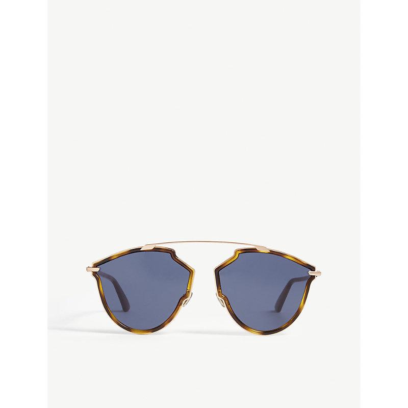 5002d0e909 DIOR Havana Sorealrise Phantos-Frame Sunglasses