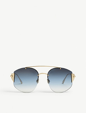 DIOR Stronger aviator sunglasses