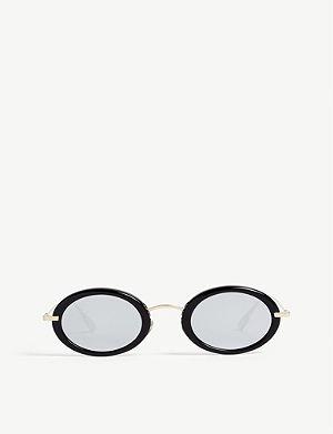 4f083de2215 DIOR Mini oval frame sunglasses