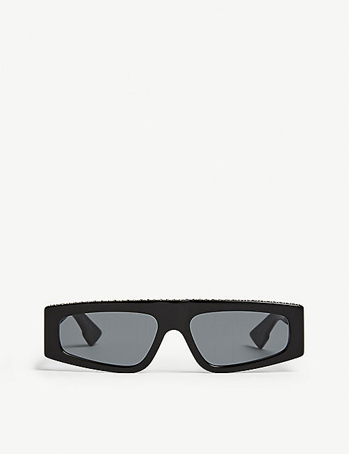 DIOR Power rectangle sunglasses