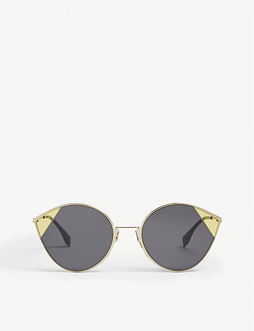 c9350fec4a4b FENDI - Sunglasses - Accessories - Womens - Selfridges