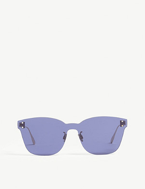 DIOR DiorColorQuake2 rectangle sunglasses