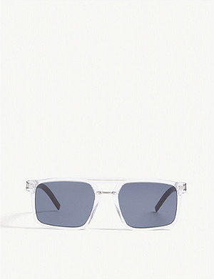 DIOR BlackTie262S square-frame sunglasses