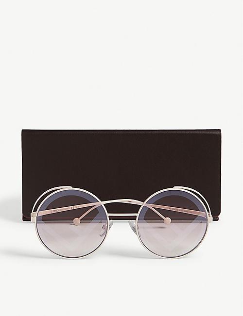 3db0583148ce FENDI - Sunglasses - Accessories - Womens - Selfridges | Shop Online