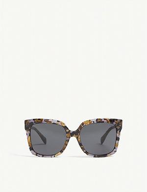 3191cc6e90 MICHAEL KORS MK2082 Cortina square-frame sunglasses