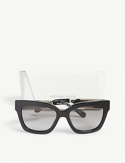 MICHAEL KORS Cat-eye frame sunglasses