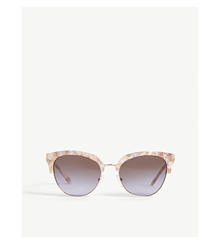 9189649f6d MICHAEL KORS - Savannah cat-eye frame sunglasses
