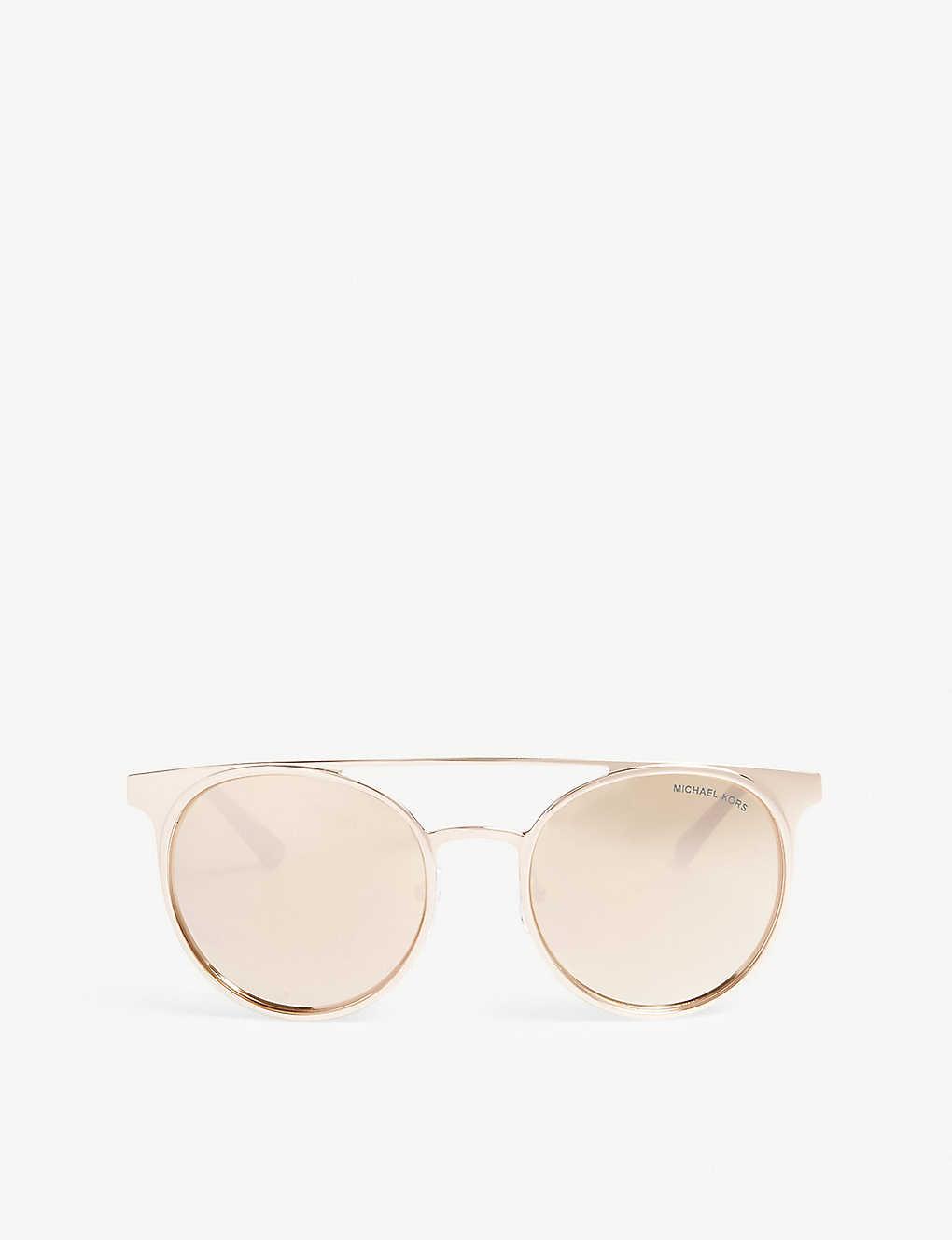 5b140e215ed1 MICHAEL KORS - Grayton round-frame sunglasses | Selfridges.com