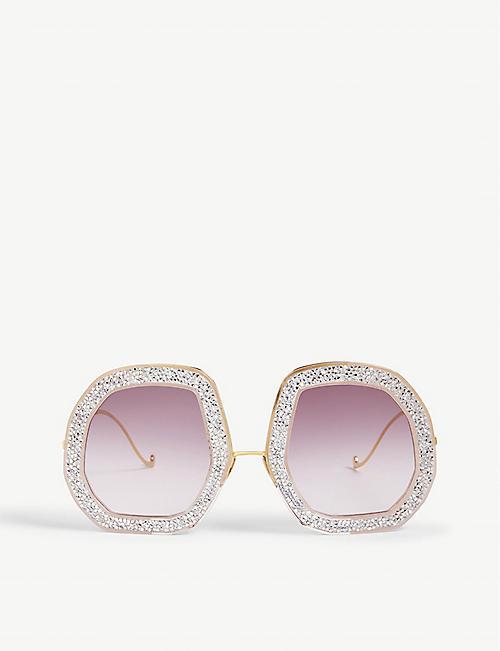 9b2a57bbc0 ANNA-KARIN KARLSSON - Sunglasses - Accessories - Womens - Selfridges ...
