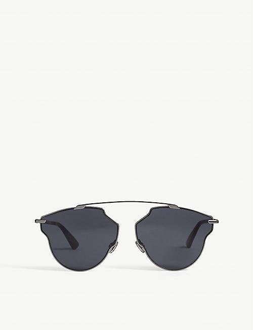 dd7edd80b7e76 DIOR - Aviators - Sunglasses - Accessories - Womens - Selfridges ...