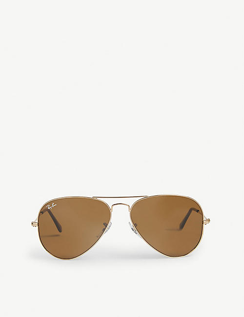 02aae51d6 Ray Ban Sunglasses - Aviators & Wayfarers | Selfridges