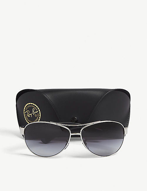 RAY-BAN RB3386 Aviator sunglasses